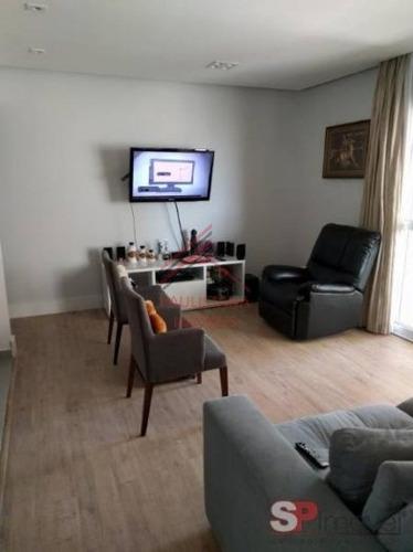 Apartamento Em Condomínio Padrão Para Venda No Bairro Várzea De Baixo, 3 Dorm, 1 Suíte, 2 Vagas, 95 M². - 66