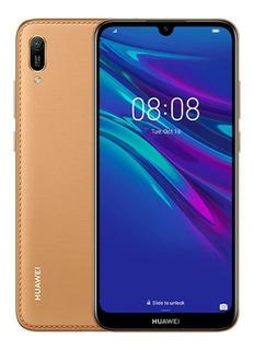 Huawei Y Series Y6 2019 Dual Sim 32 Gb Marrón Ámbar 2 Gb Ram