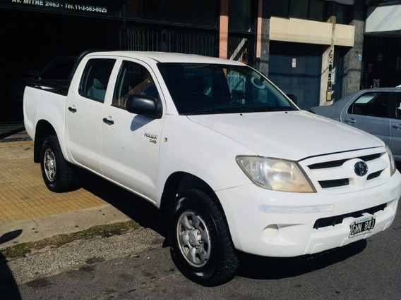 Toyota Hilux 2007 4x2 Dx Pack 2.5 Td