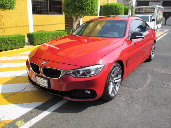 Bmw 428 Gran Coupe Sport Line 2015 4 Cilindros Biturbo