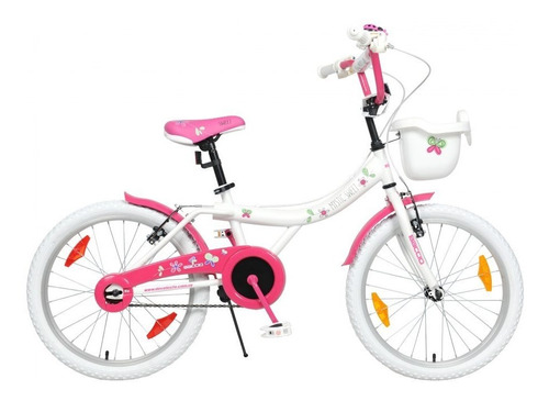 Imagen 1 de 3 de Bicicletas Niña Rodado 20 Baccio Mystic Sweet