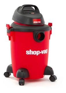 Aspiradora Shop Vac Seco/humedo 3hp 6 Gal. 5971636