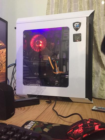 Pc Gamer I3 7100 / 16 Ram / Geforce 1050ti Preço Negociável