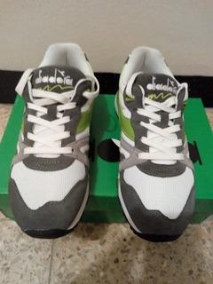 Tenis Diadora N9000 Lll Lime Green 26mx
