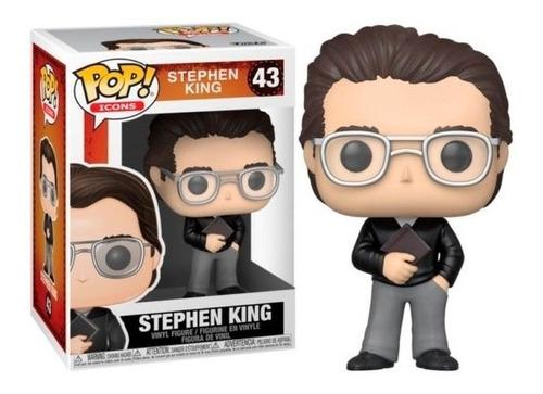 Imagen 1 de 4 de Figura Funko Pop, Stephen King - 43