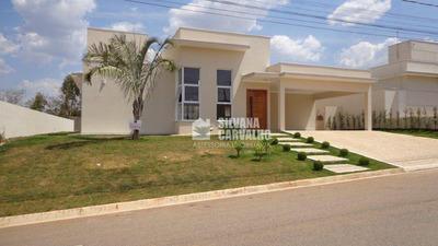Casa À Venda No Condomínio Santa Mônica Em Itu. - Ca3791