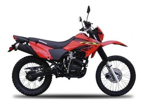 Motocicleta Motorrad Ttx 250