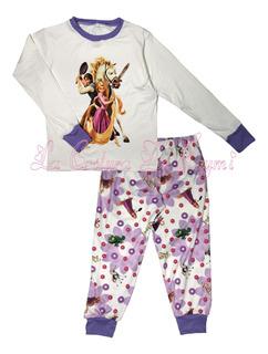 Pijama De Rapunzel, La Costura De Raymi.