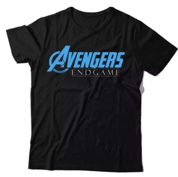Playera Avengers Endgame Marvel Premier Nueva!!