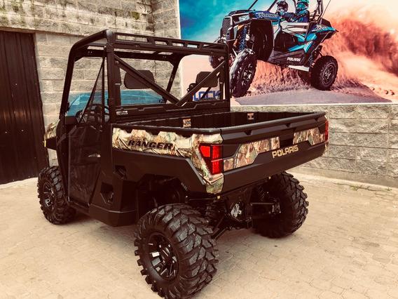 Polaris Rancher Xp1000 Eps Camuflado Utv Proatv