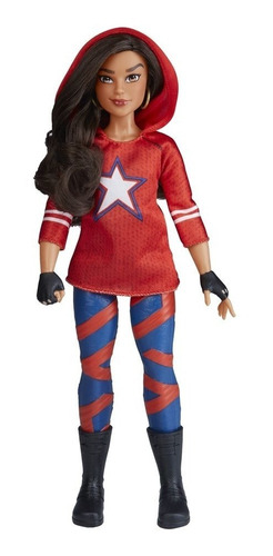 Imagem 1 de 1 de Boneca Marvel Risisng Secret Wariors America Chavez Hasbro