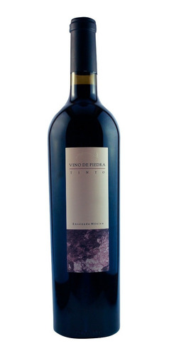 Vino Tinto Vino De Piedra 750 Ml