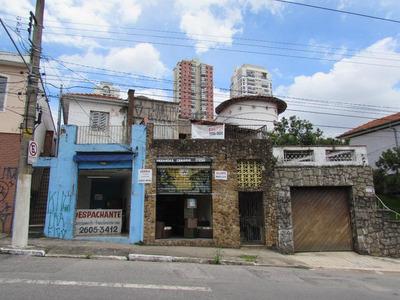 Terreno Residencial À Venda, Vila Regente Feijó, São Paulo. - Te0031