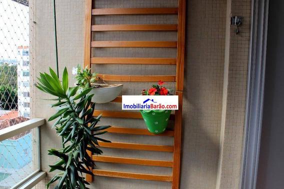 Apartamento Com 1 Dormitório À Venda, 56 M² Por R$ 210.000,00 - Cambuí - Campinas/sp - Ap0051