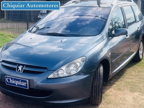 Peugeot 307 Sw Panoramica 1.6 2004 Muy Buen Estado!
