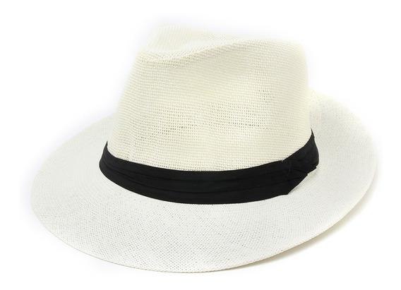 Sombrero Hombre Estilo Panama Golf Playa