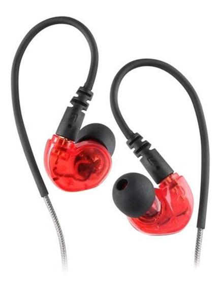 Fone In Ear Mundy- Monitor De Palco Profissional X9/se215/x6