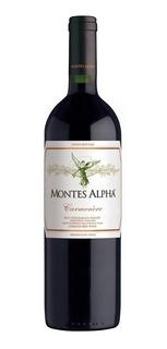 Vino Montes Alpha Carmenere ( Chile) 750ml. - Envíos