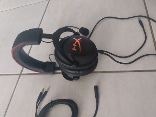 Headset Gamer Hyperx Cloud Core