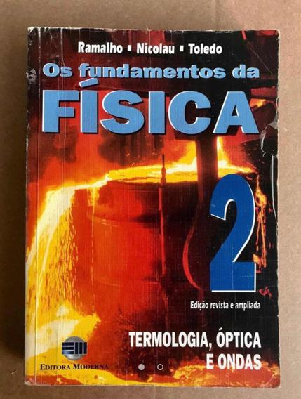 Física - Ramalho, Nicolau, Toledo Vol. 2 & 3
