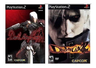 Devil May Cry 1 Y 2 Ps2