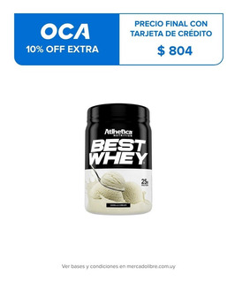 Atlhetica Nutrition Best Whey 450g