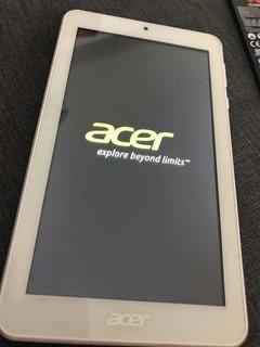 Tablet Acer Blanca