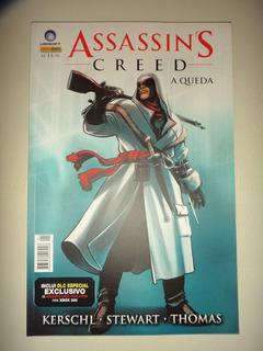 Assassins Creed A Queda Panini Editora 2012 Excelente