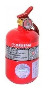 Extintor Melisam Matafuego 1 Kg 4 Pulgadas Abc (no Envios)