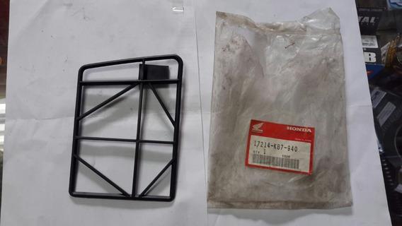 Grade Do Filtro Do Ar Xlx250 Novo E Original