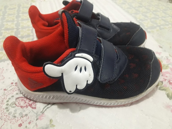 Zapatillas Usadas adidas Mickey