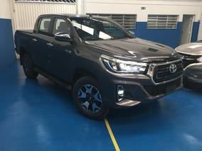 Toyota Hilux Top 18/19.brindado 3a Pronta Entrega