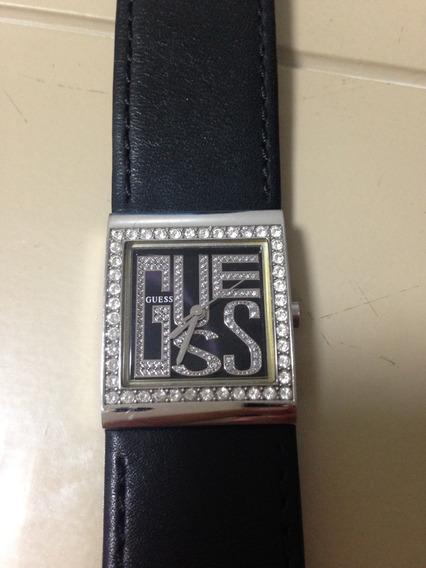 Relógio Guess (vivara) Com Certificado Garantia.