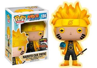 Funkopop Naruto Six Path 186 Special Edition-envio Incluido