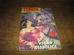 Serie Terror Ano 1 Nº 1 Ano 1968 Ed Saber Steve Ditko Marvel