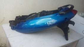 Rabeta Completa Suzuki Gsx750f