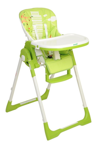 Silla Comer Bebé Avanti Europa Plegable Reforzada 0+ 20kgs