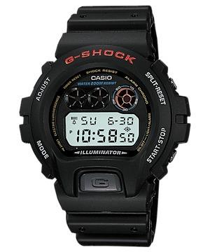 Relógio Casio G-schock Dw-6900-1vdr - Frete Grátis