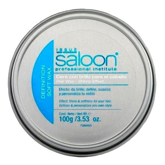 Cera Capilar Issue Saloon Soft Wax Profesional 100gr