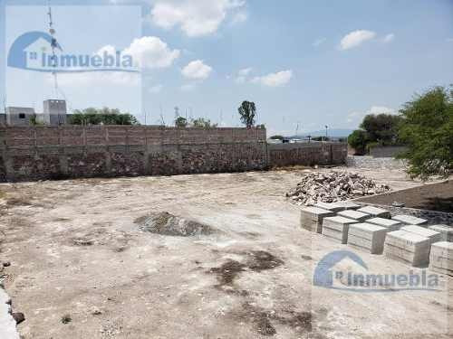 Se Renta Terreno Industrial San Juan Del Rio Queretaro