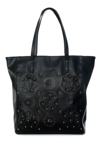Brynn Tote Negro Cartera Xl Extra Large Mujer