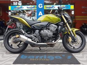 Honda Hornet Cb 600cc F Abs Ano 2012 Impecável