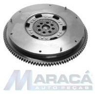 Volante Motor Bimassa Nissan Xterra 2.8 Mwm .../07