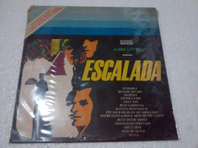 Escalada - Trilha Sonora Original Da Novela