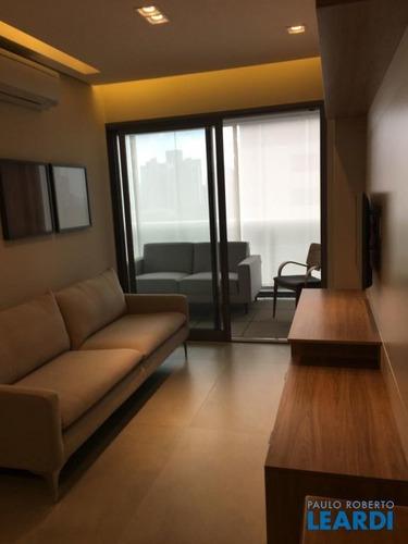 Imagem 1 de 15 de Apartamento - Brooklin  - Sp - 630663