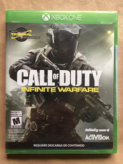 Call Of Duty Infinite Warfare Xbox One Nuevo Envíos Chile