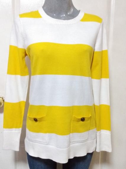 Suéter Para Dama Náutica Original