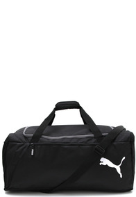 Mala Puma Fundamentals Sport Bag - Preta