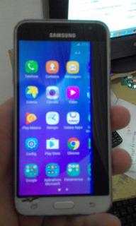 Vendo Celular Samsung Galaxy J320 2016 Usado Funcionando