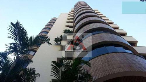 Apartamento Com 4 Dormitórios, 227 M² - Venda Por R$ 1.800.000,00 Ou Aluguel Por R$ 15.000,00/mês - Planalto Paulista - São Paulo/sp - Ap35613